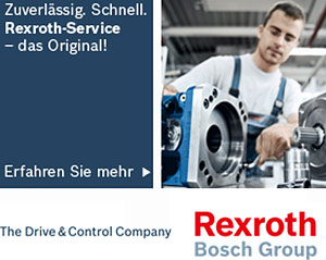 distribution partner and certified service partner for Bosch Rexroth
