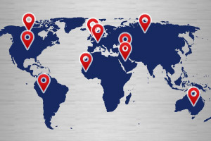 Viereck hydraulic systems are used across the globe